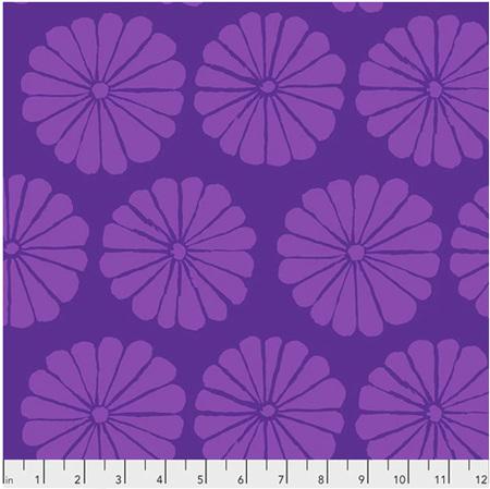 Damask Flower Purple PWGP183107