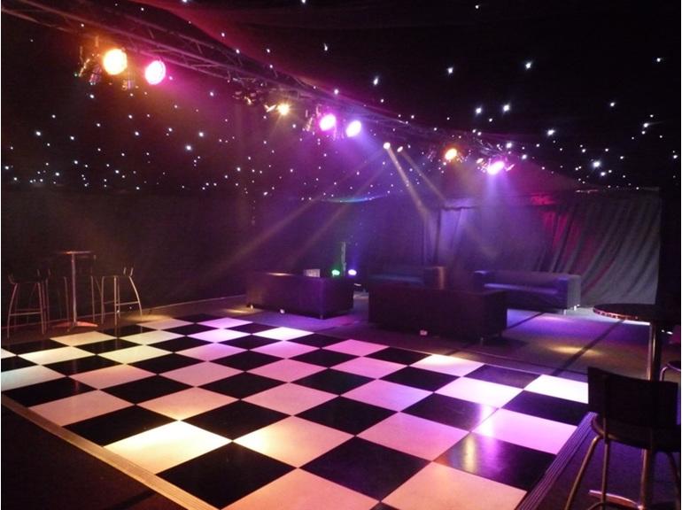Dance Floor Panel 92cm X 92cm Hiremaster 0800 Events