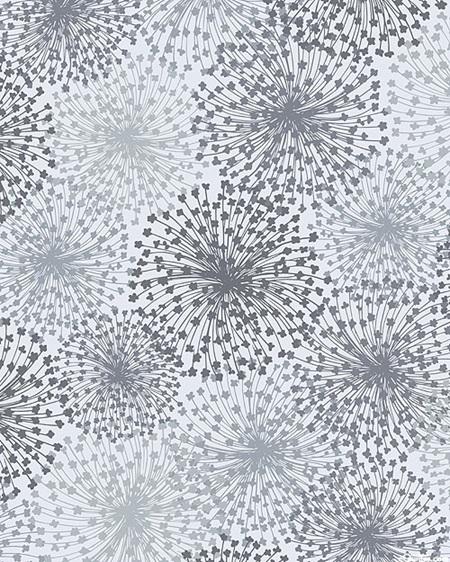 Dandelion Dreams Light Grey HNDD08