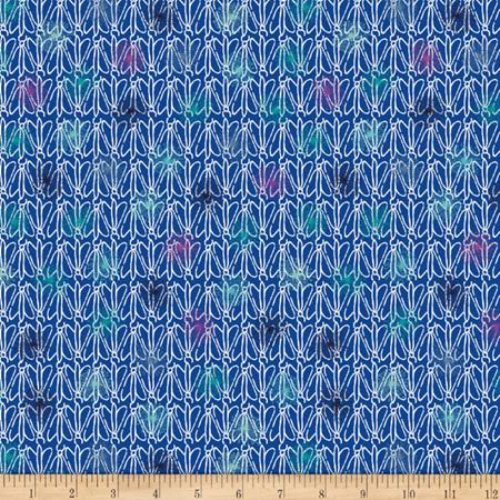 Dandelions & Bugs - Blue 4500790