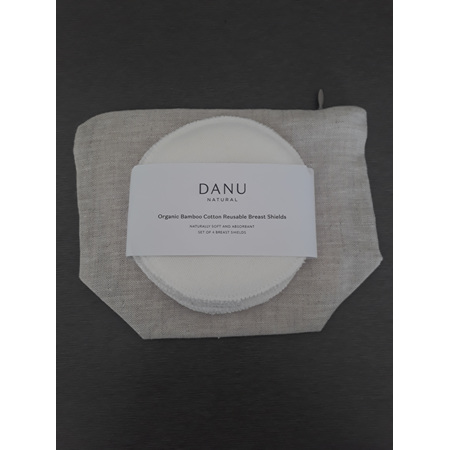 Danu - Reusable Breast Pads (4pk)