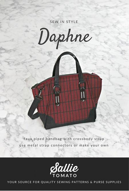 Daphne Bag Pattern from Sallie Tomato