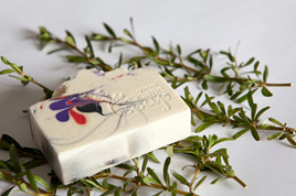 Dark Horse Artisan Soap bar