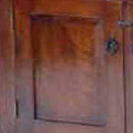 Dark Oak Stain Antique Wax Finish