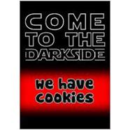 Darkside Fridge Magnet