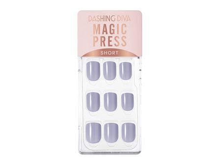 Dashing Diva Magic Press Light Indigo