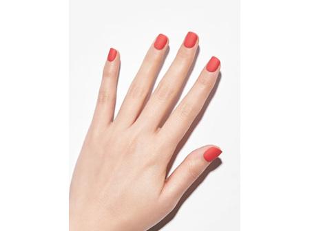 Dashing Diva Magic Press Short Orange Red