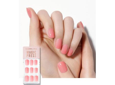Dashing Diva Magic Press Sugar Rose Pink