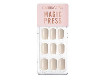 Dashing Diva Magic Press Warm Sand