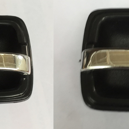 Datsun 620 Interior Door Handles - B110 Also