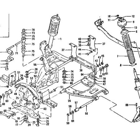 Datsun S30 240Z 260Z