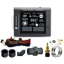 Davies Craig LCD EWP & Fan Controller (12 & 24V) DC8001