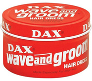 DAX Wave  Groom Maximum hold and light shine