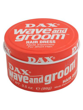 DAX Wax Red Wave & Groom 99g