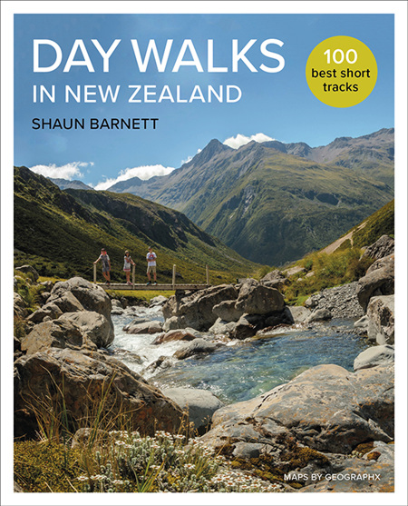 Day Walks in New Zealand - Shaun Barnett
