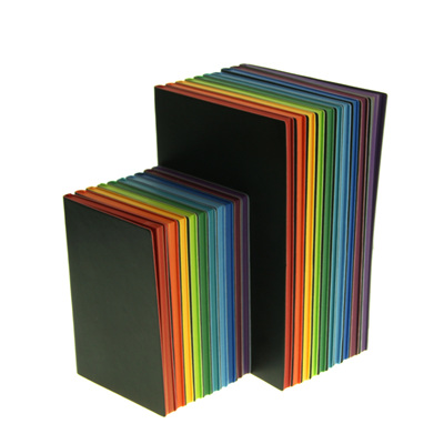 Daycraft Signature Spectrum notebook - A6 LINED