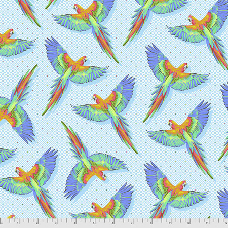 Daydreamer Macaw Ya Later Cloud PWTP170.Cloud PREORDER