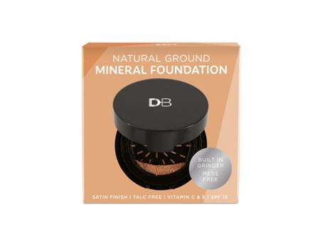 DB Natural Ground Minerals Dark