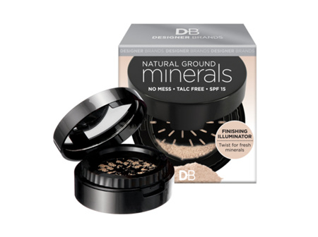 DB Natural Ground Minerals Finishing Illuminator