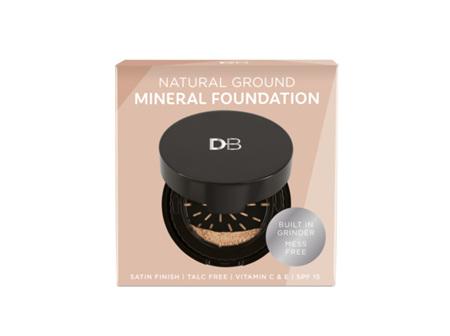DB Natural Ground Minerals Light