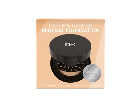 DB Natural Ground Minerals Medium