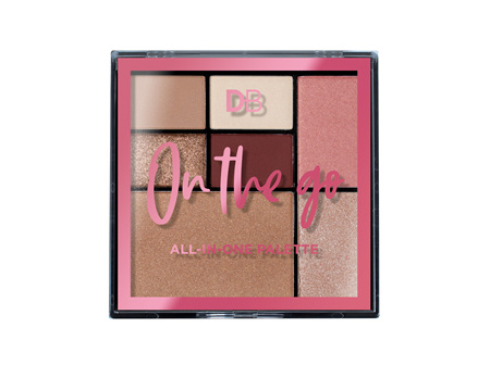 DB ON THE GO ALL IN ONE FACE PALETTE