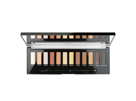 DB smokey glam eyeshadow palette