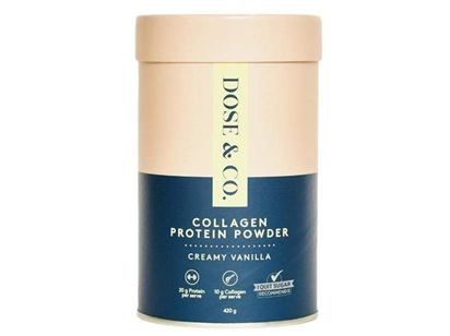 D&C Collagen Protein Pwdr C/Van 420g