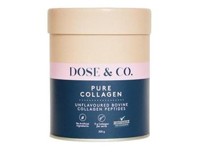 D&C Pure Collagen Pwdr Unfl 200g