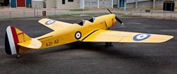 De Havilland DH94 Moth Minor 88' 90 Size Laser Cut Short Kit