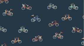 Dear Stella Bicycles Midnight 1313