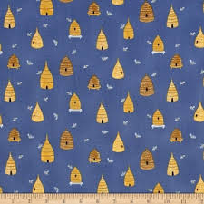 Dear Stella Honey Bee SRR 670 light blue