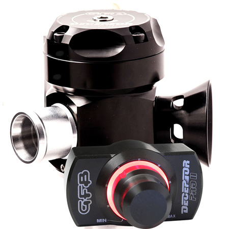 Deceptor Pro II - Universal 20mm inlet- 20mm outlet - GFB T9520