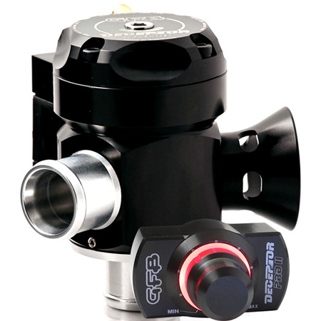 Deceptor Pro II - Universal 25mm inlet- 25mm outlet - GFB T9525