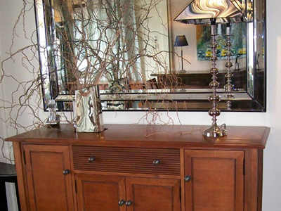 Charters Sideboard One Beaded Drawer