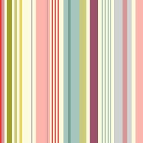 Deco Flowers - Stripe