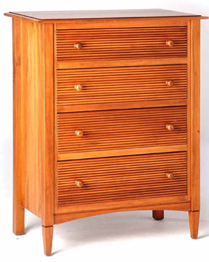 Charters Four Drawer Chest
