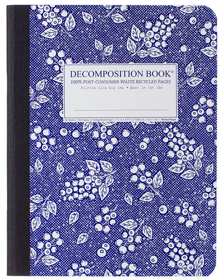 Decomposition Notebook - Blueberry