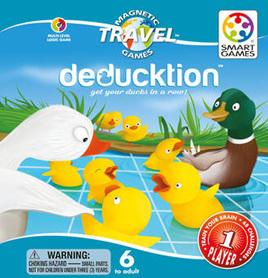 Deducktion travel game
