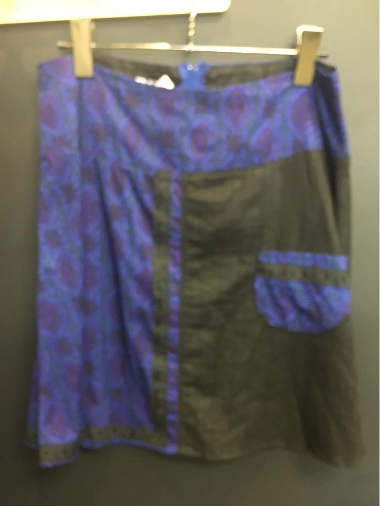 Deep Blue Skirt - Adult Size 10