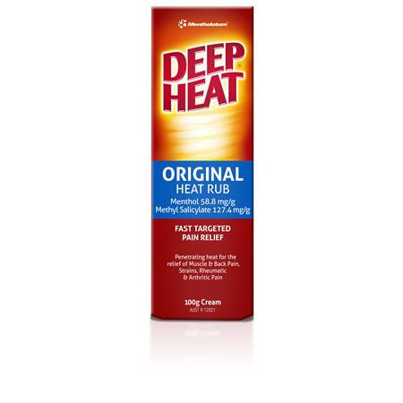 Deep Heat 100g