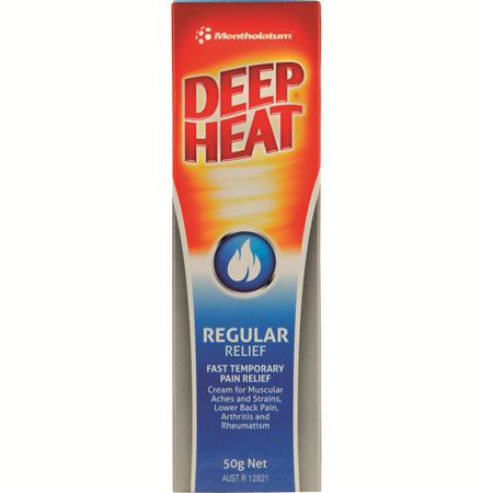 Deep Heat 50g