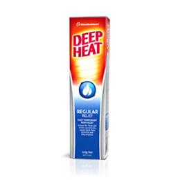 DEEP HEAT ORIGINAL CREAM 140G