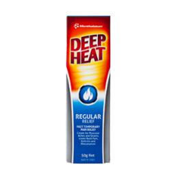 DEEP HEAT ORIGINAL CREAM 50G