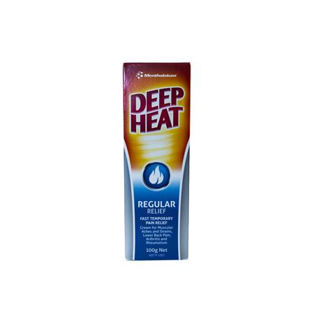 Deep Heat Regular