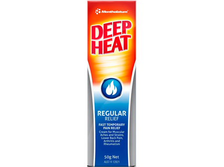 Deep Heat Regular Relief