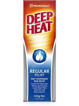 Deep  Heat Rub 100gm