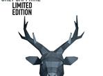 Deer Head - limited edition grey sapphire
