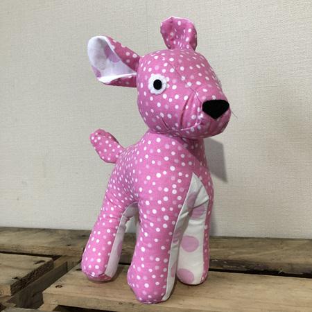 Deer - Pink