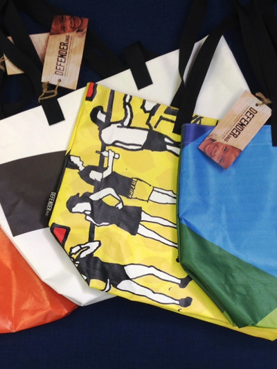 Defender Bag - Shopper / Beach Bag